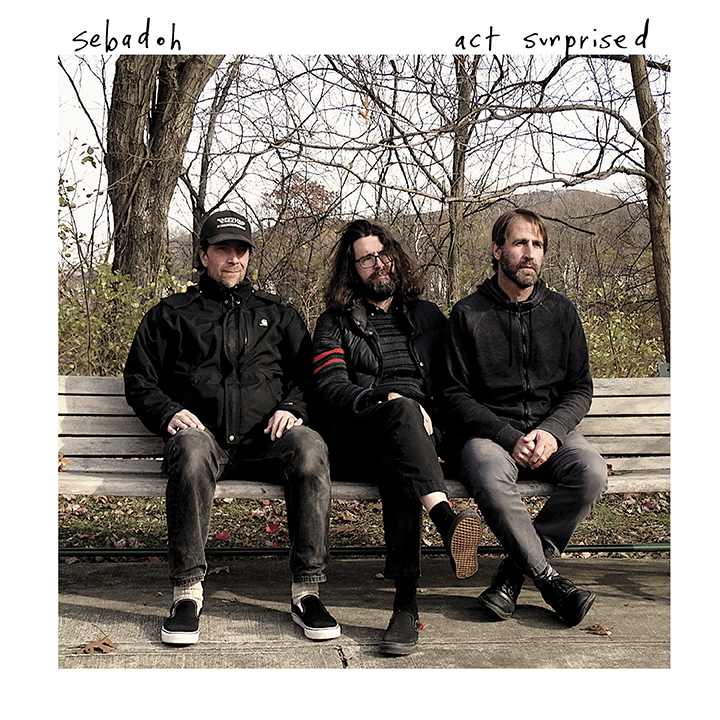 Sebadoh - Act Surprised [LTD LP] (White vinyl)