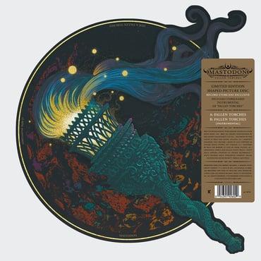 Mastodon - Fallen Torches [LTD Shaped Picture Disc] (RSD21)