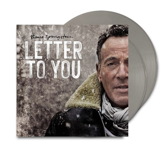 Bruce Springsteen & The E Street Band - Letter To You [LTD 2xLP+Booklet] (Coloured vinyl)