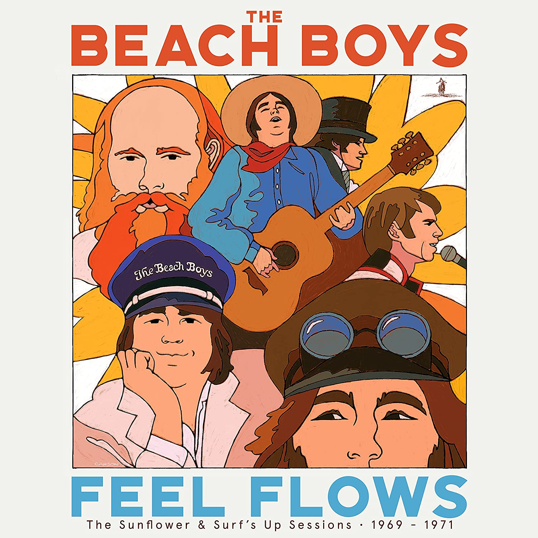 "The Beach Boys - ""Feel Flows"" The Sunflower & Surf's Up Sessions 1969-1971 [2xLP]"
