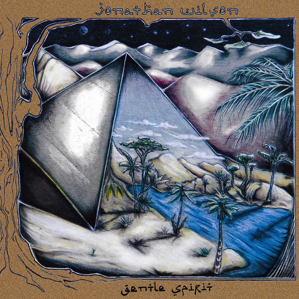 Jonathan Wilson - Gentle Spirit [2xLP]