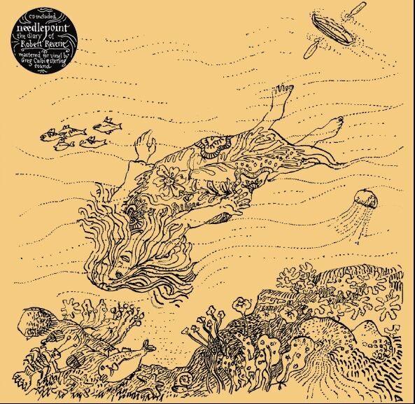 Needlepoint - The Diary Of Robert Reverie [LP]