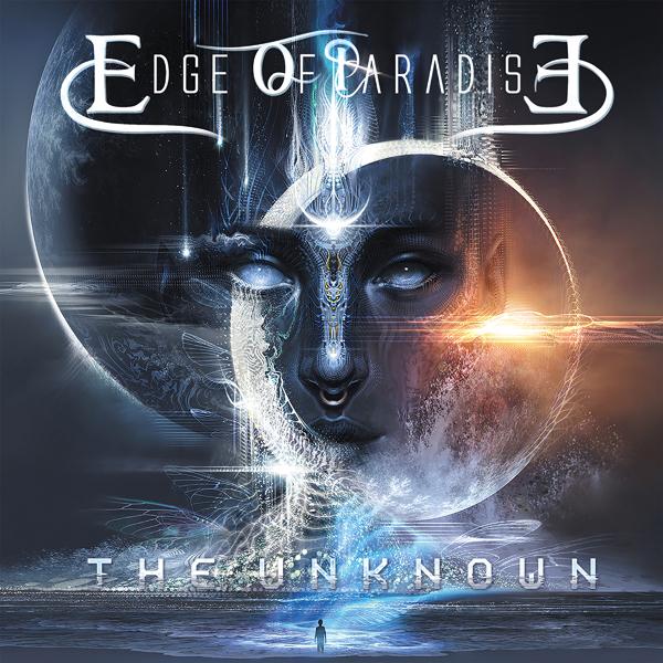 Edge Of Paradise - The Unknown [LP] (Blue vinyl)