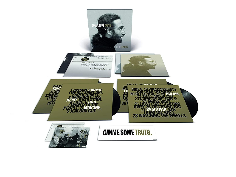 John Lennon - Gimme Some Truth – The Best Of John Lennon [4xLP BOX]