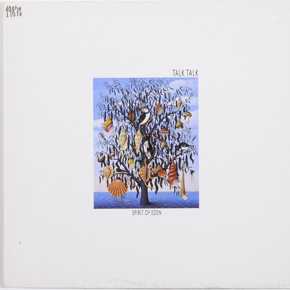 Talk Talk - Spirit Of Eden [LP+DVD]