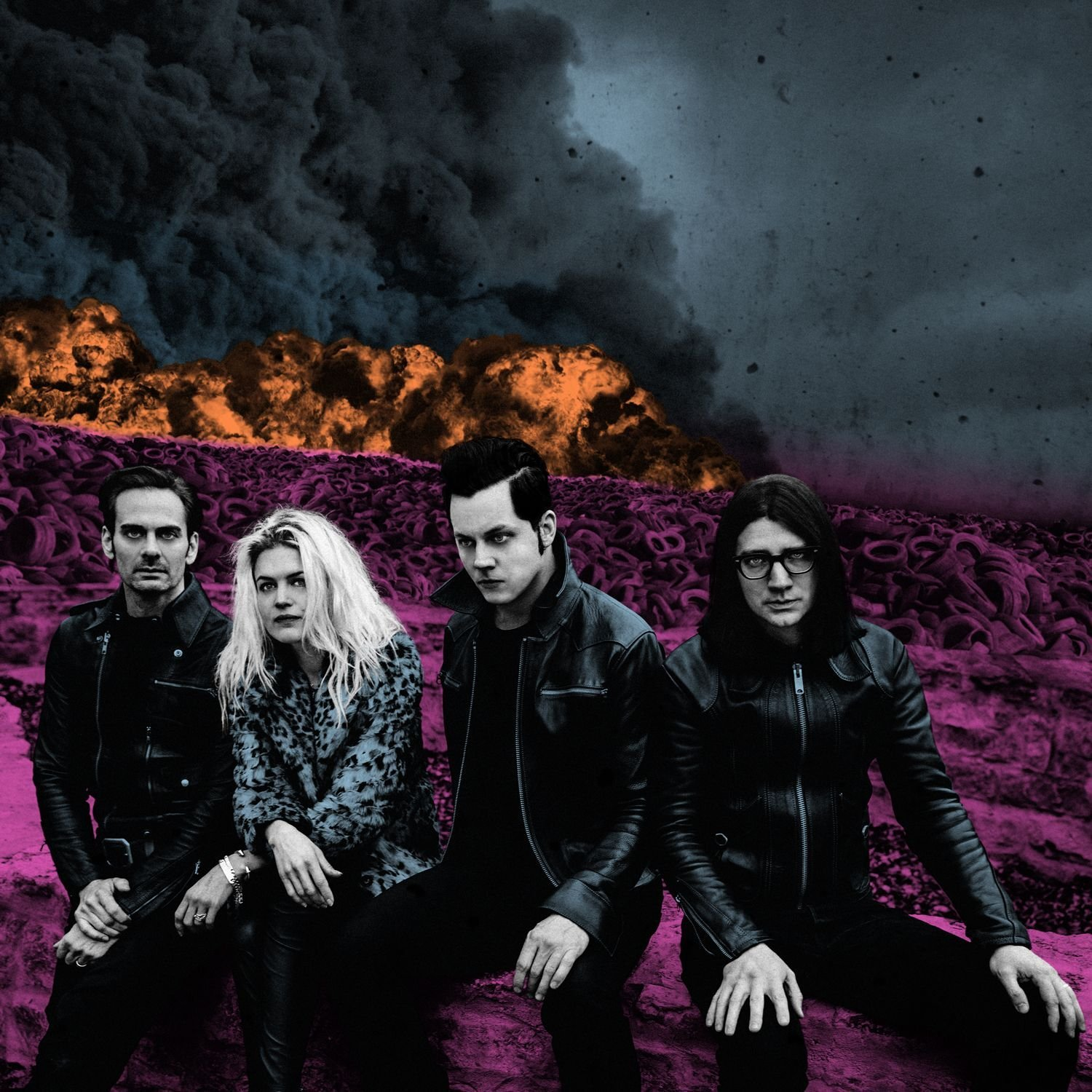 The Dead Weather - Dodge And Burn [LP]