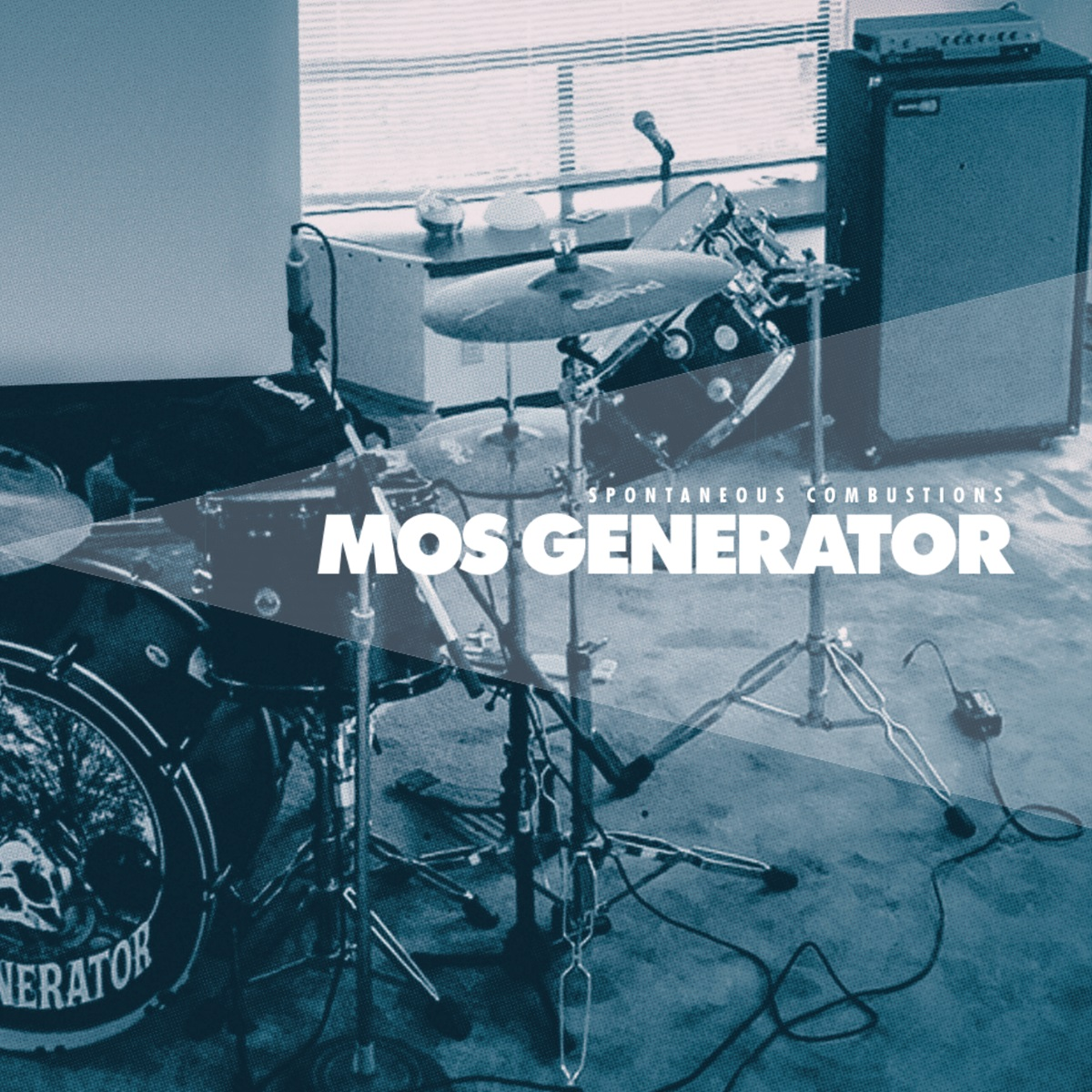 Mos Generator - Spontaneous Combustions [LP]
