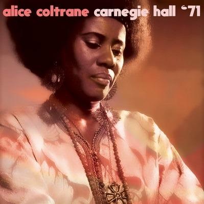 Alice Coltrane - Live At Carnegie Hall, 1971 [LP]