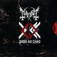 Mayhem - Orde Ad Chao [LP]