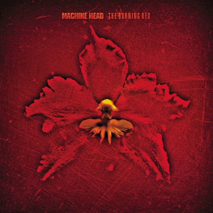 Machine Head - Burning Red [LP] (Coloured vinyl)