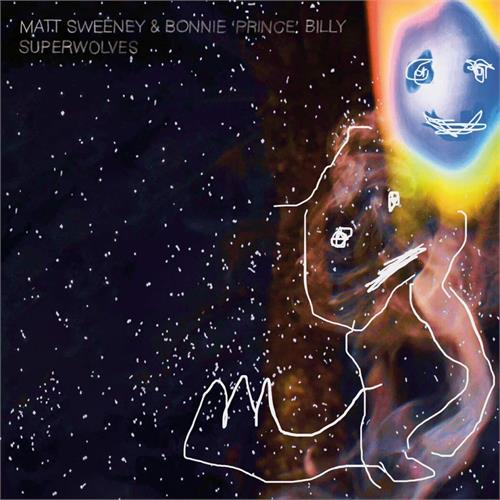 Bonnie 'Prince' Billy & Matt Sweeney - Superwolves [LTD LP] (curacao transparent vinyl)