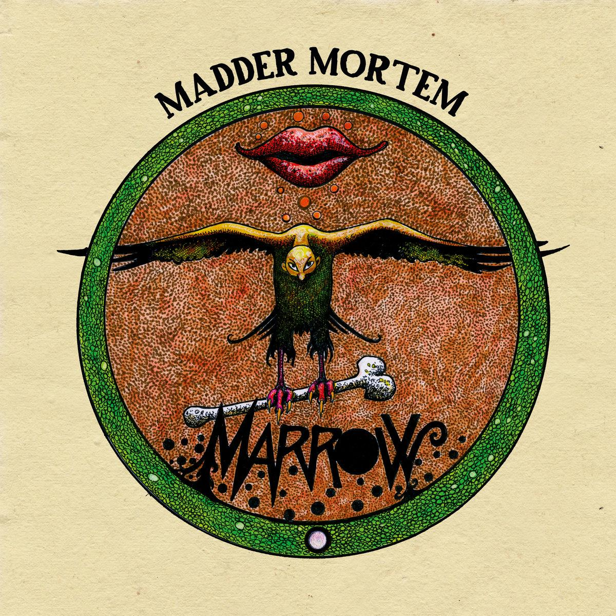 Madder Mortem - Marrow [LP]