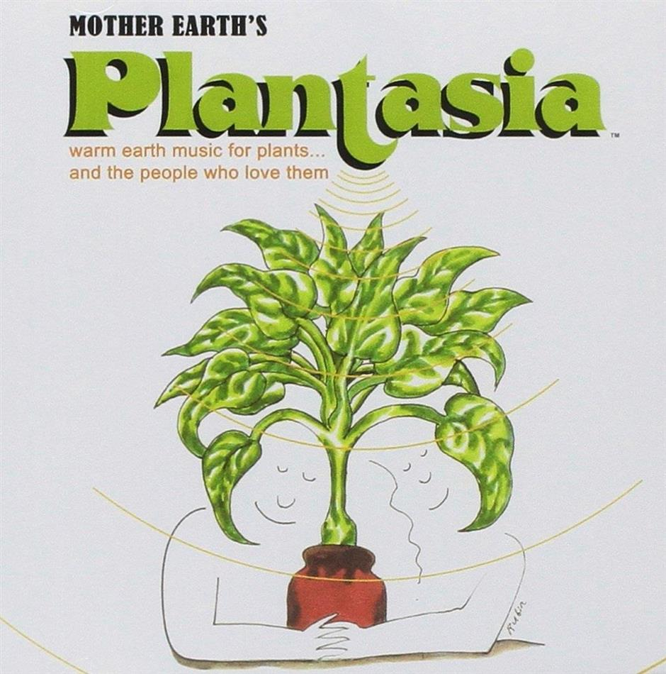 Mort Garson - Mother Earth's Plantasia [LTD 2xLP] (Audiophile Black Vinyl)