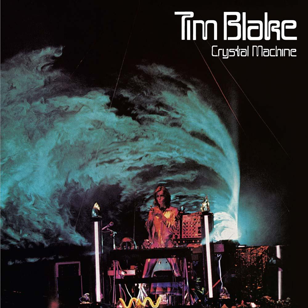 Tim Blake – Crystal Machine [LP] (Blue vinyl) (RSD20)