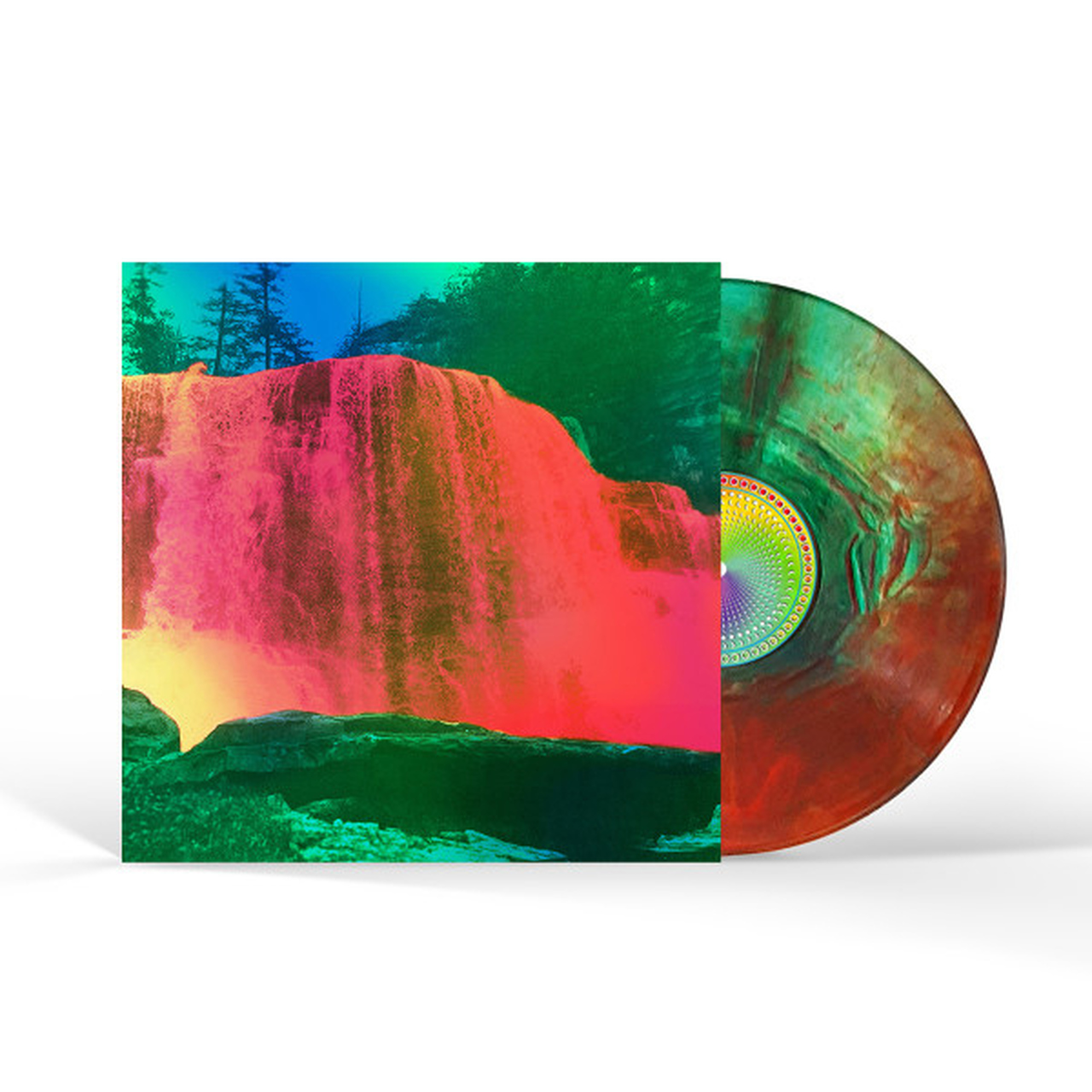 My Morning Jacket - The Waterfall II [LP] (green/orange Splash Vinyl)