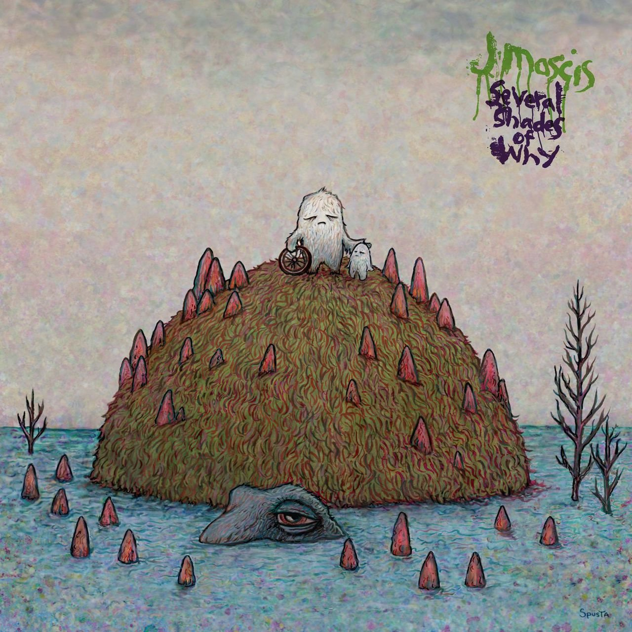 J Mascis - Several Shades Of Why [LP]