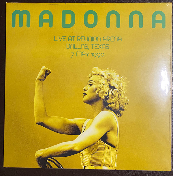 Madonna - Live At Reunion Arena, Dallas, Texas [LP]