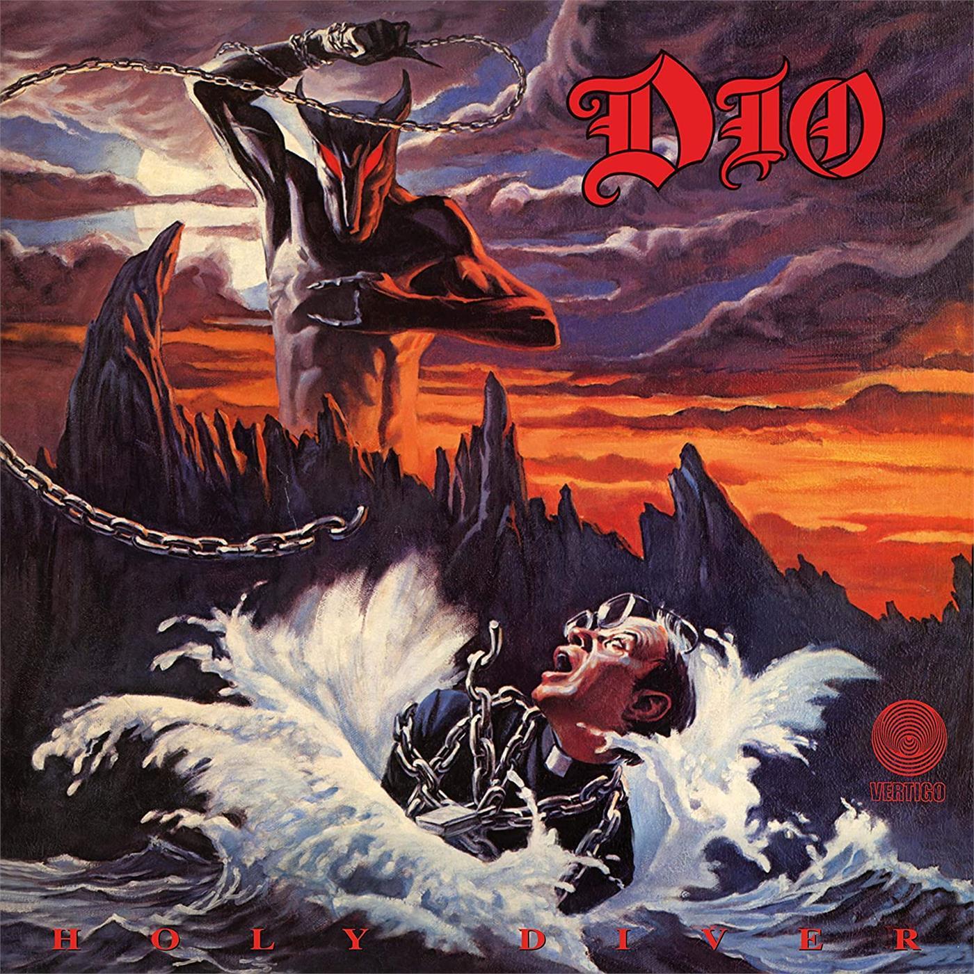 Dio - Holy Diver [LP]