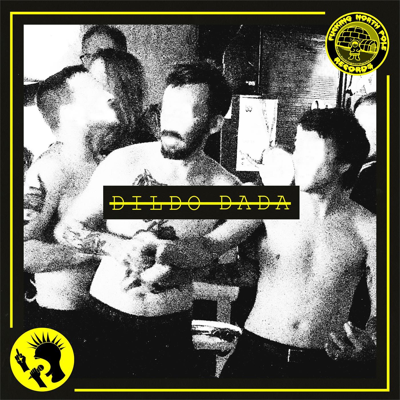 Kryp - Dildo Dada [LP]