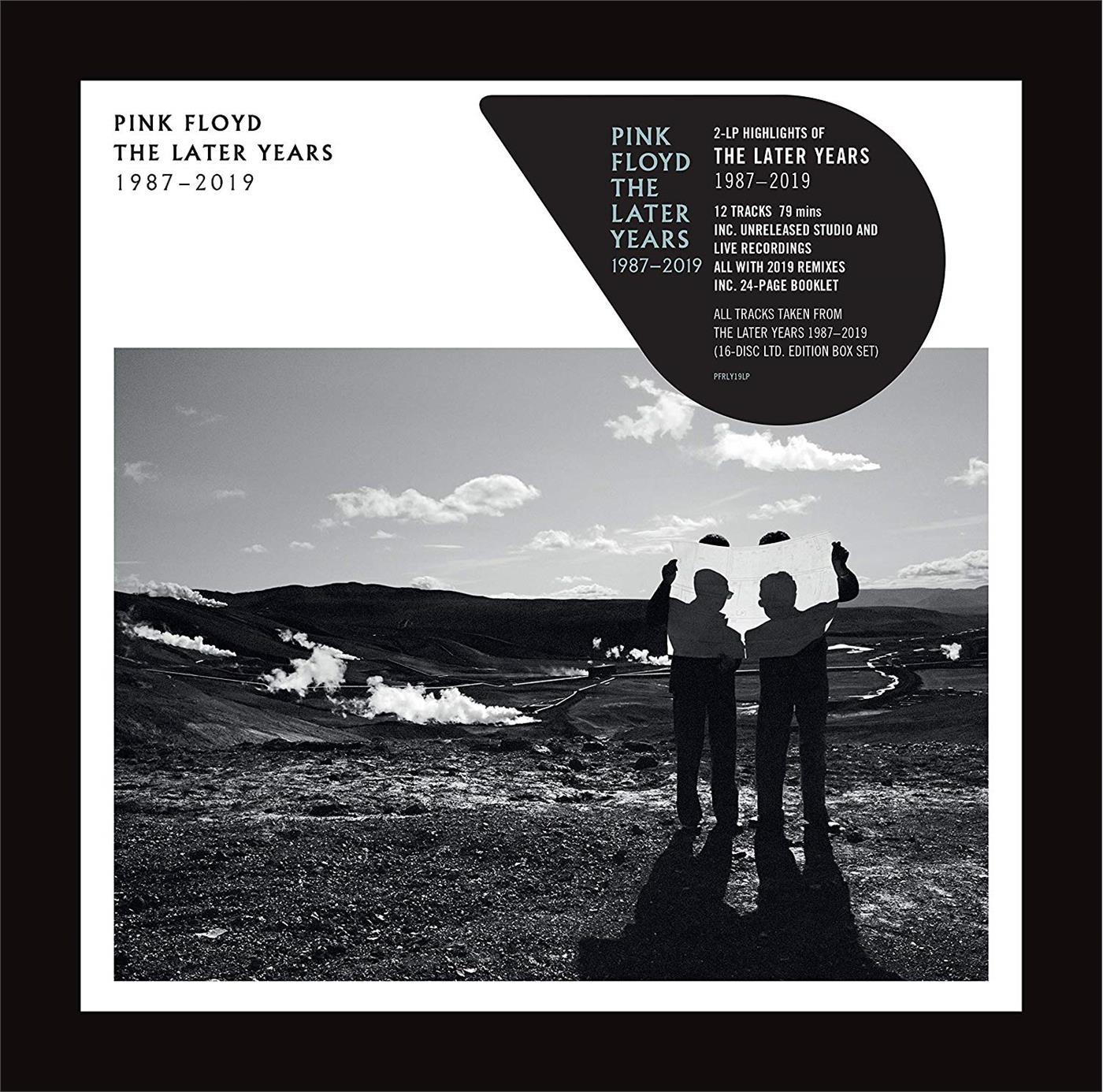 Pink Floyd - The Later Years: 1987-2019 [2xLP]