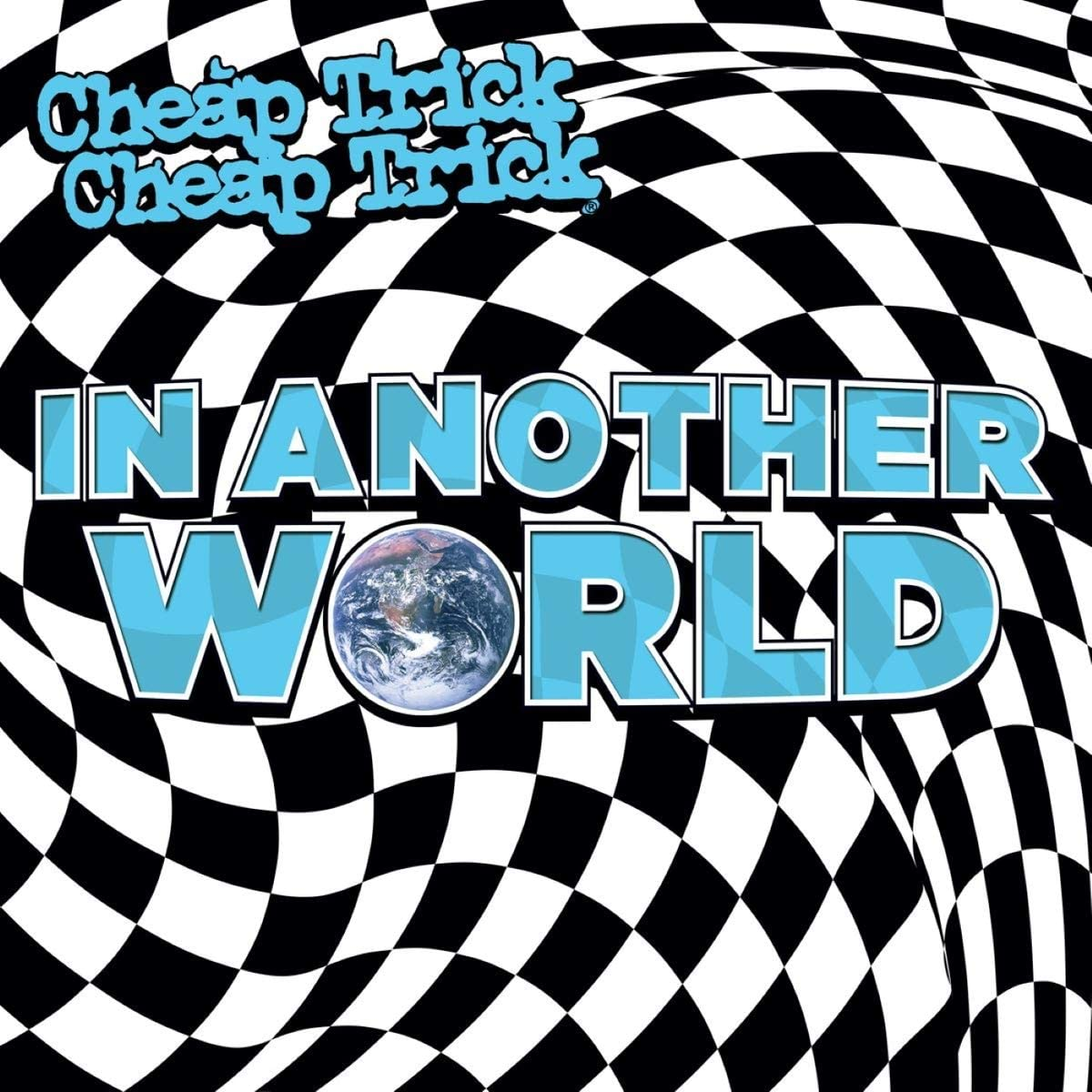 Cheap Trick - In Another World [LP]