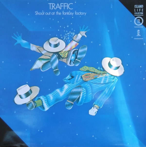 Traffic - Shoot Out At The Fantasy Factory [LP]