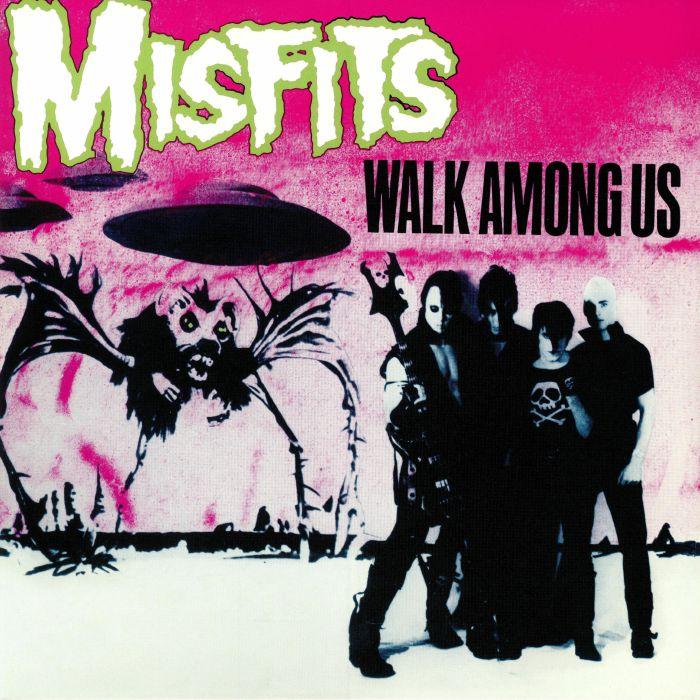 Misfits – Walk Among Us [LP]