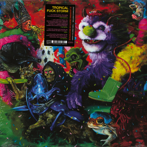 Tropical Fuck Storm - A Laughing Death In Meatspace [LP]