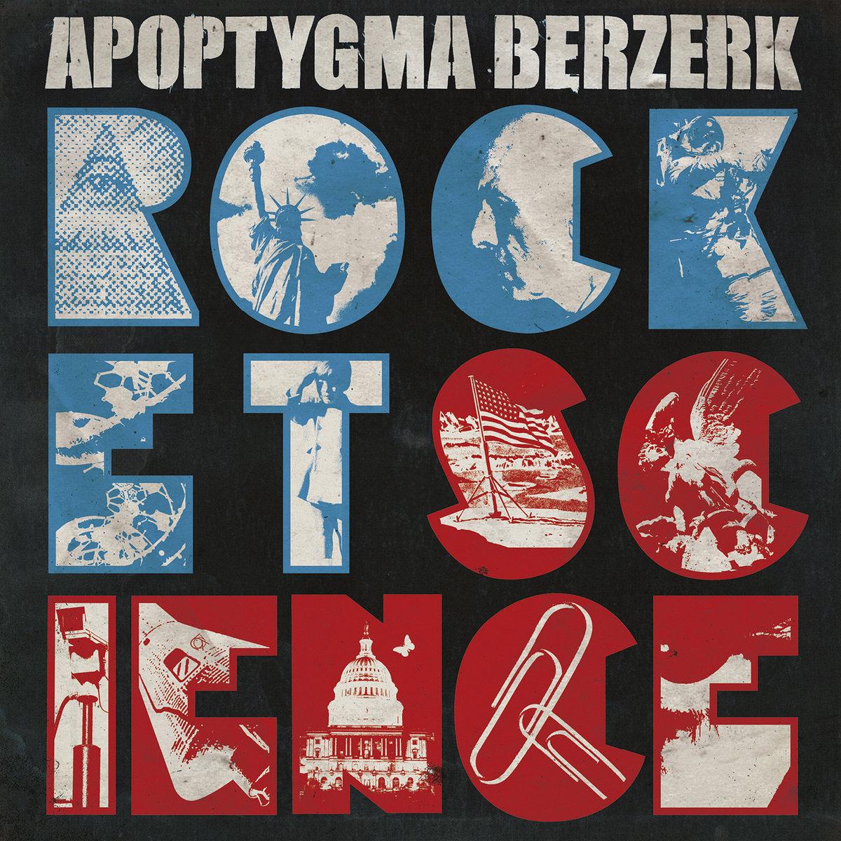 Apoptygma Berzerk - Rocket Science [LP] (Turquoise Vinyl)