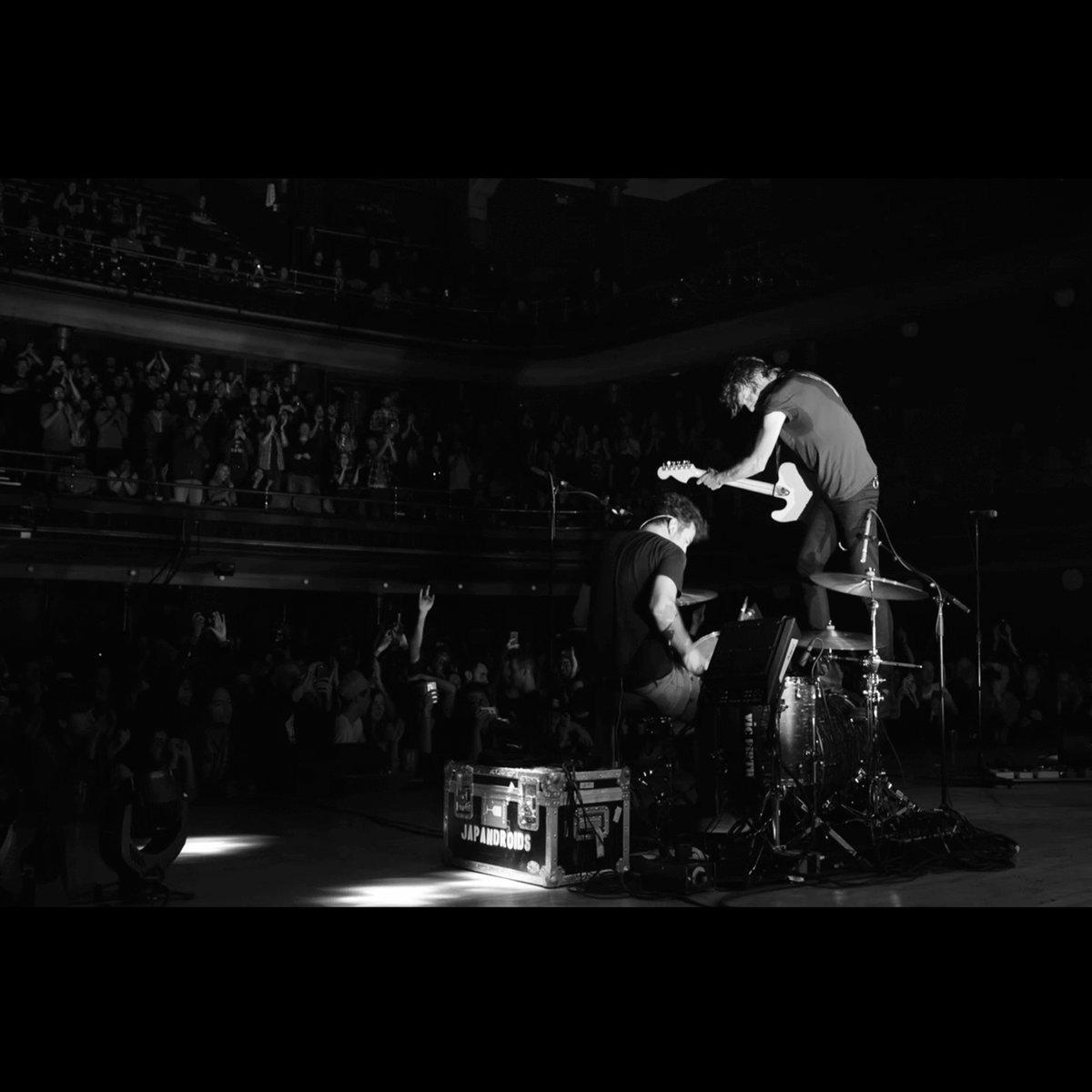 Japandroids - Massey Fucking Hall [2xLP]