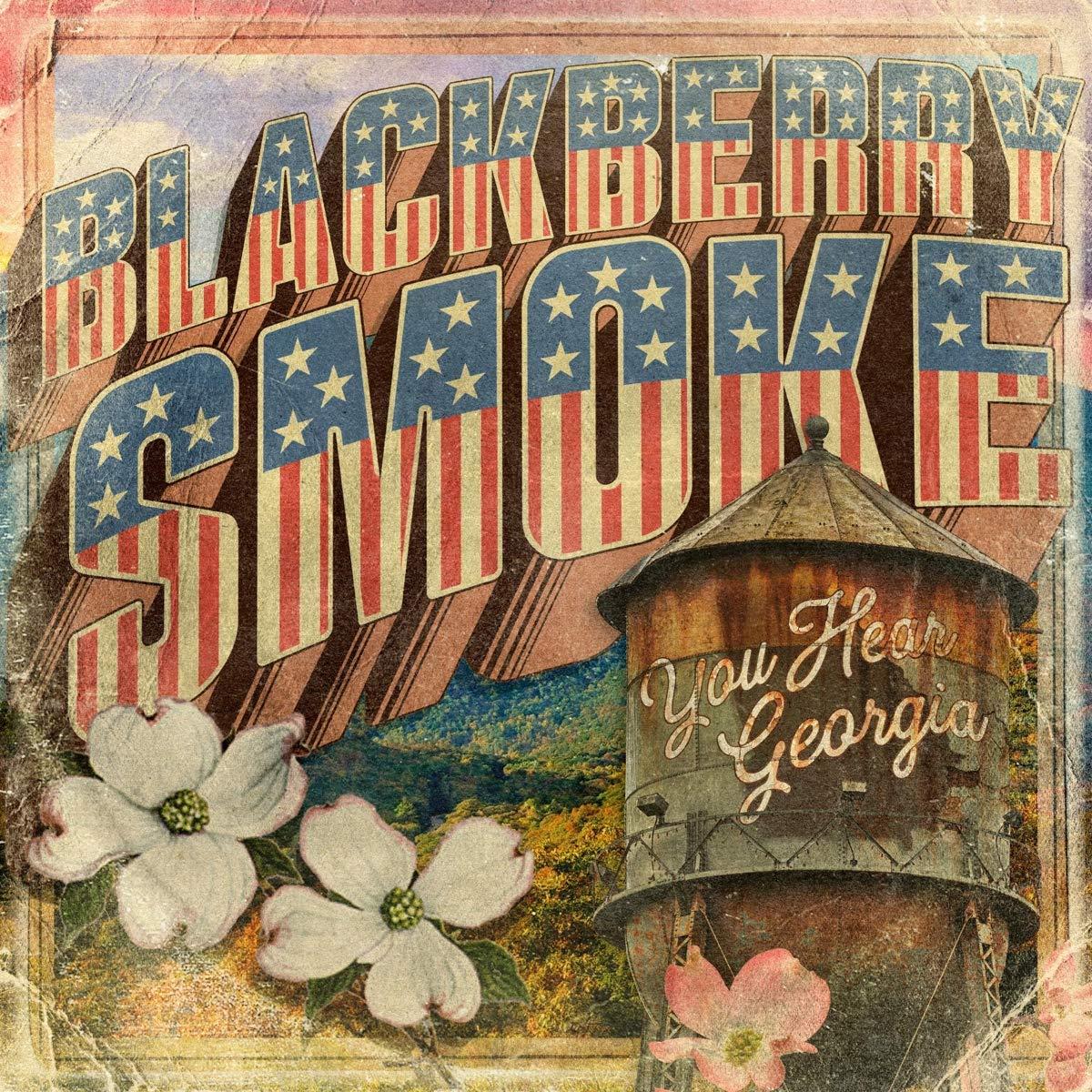 Blackberry Smoke - You Hear Georgia [LTD 2xLP] Sun Yellow Vinyl)