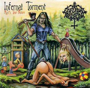 Infernal Torment - Man's True Nature [LP]