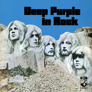 Deep Purple - In Rock (Purple vinyl) [LP]
