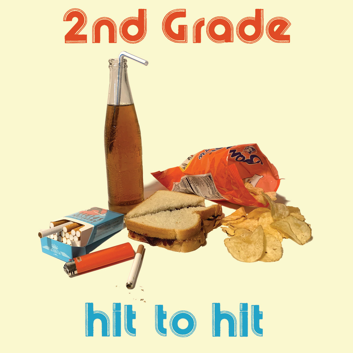 2nd Grade - Hit To Hit [LP]