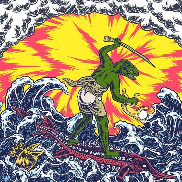King Gizzard & The Lizard Wizard - Teenage Gizzard [LP]