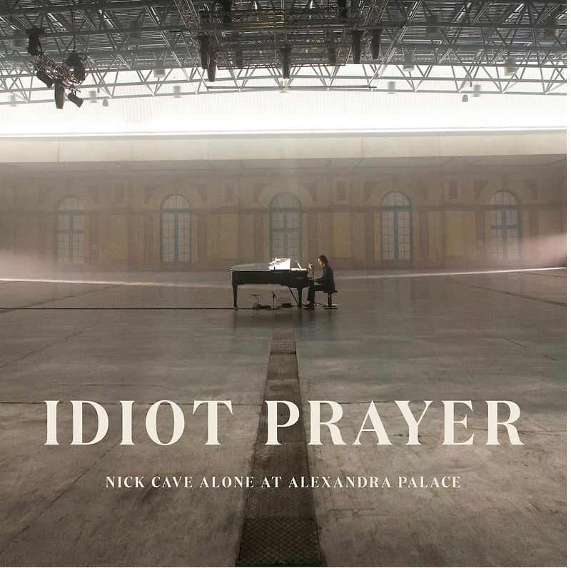 Nick Cave - Idiot Prayer: Alone At Alexandra Palace [2xLP]