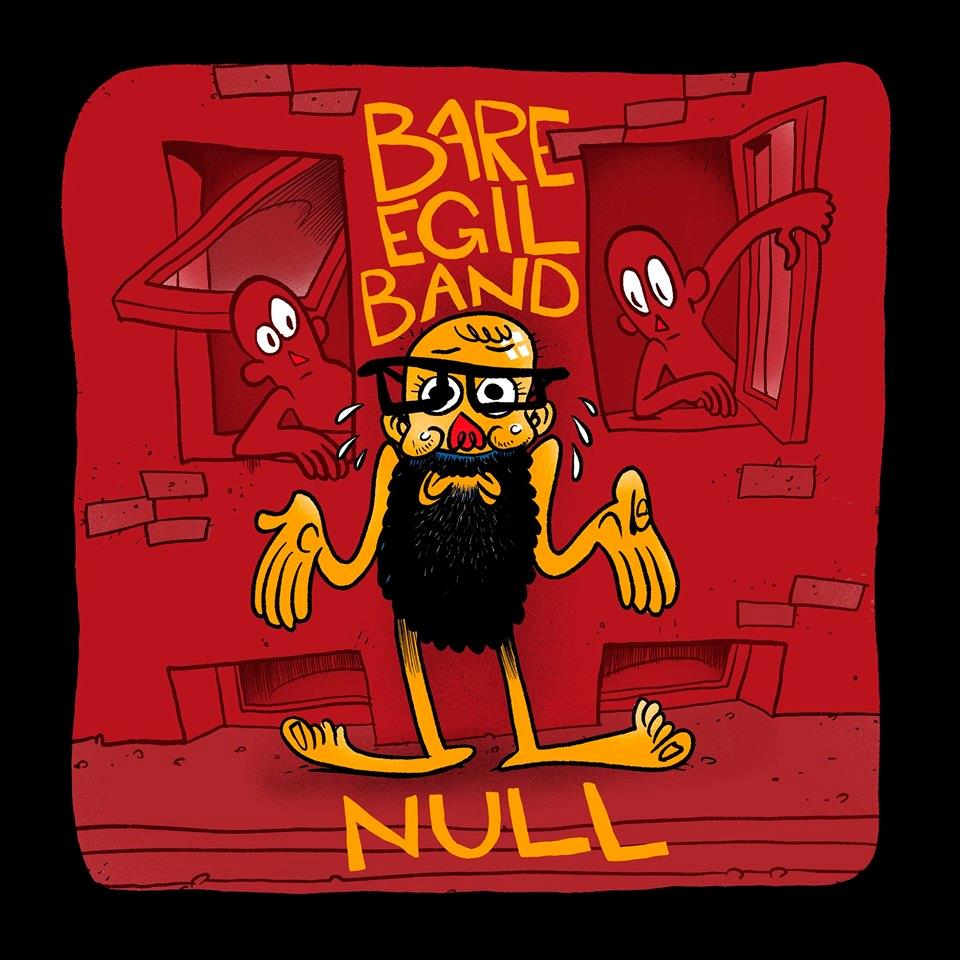 Bare Egil Band - Null [LP]