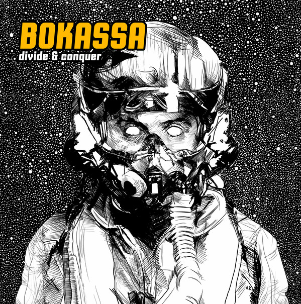 Bokassa - Divide & Conquer [LP] (Pink vinyl)