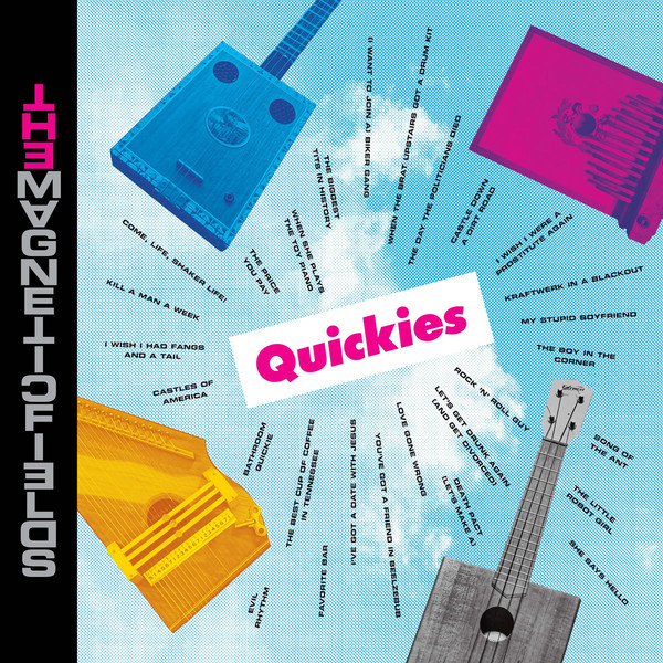 The Magnetic Fields - Quickies [LTD LP] (RSD20)