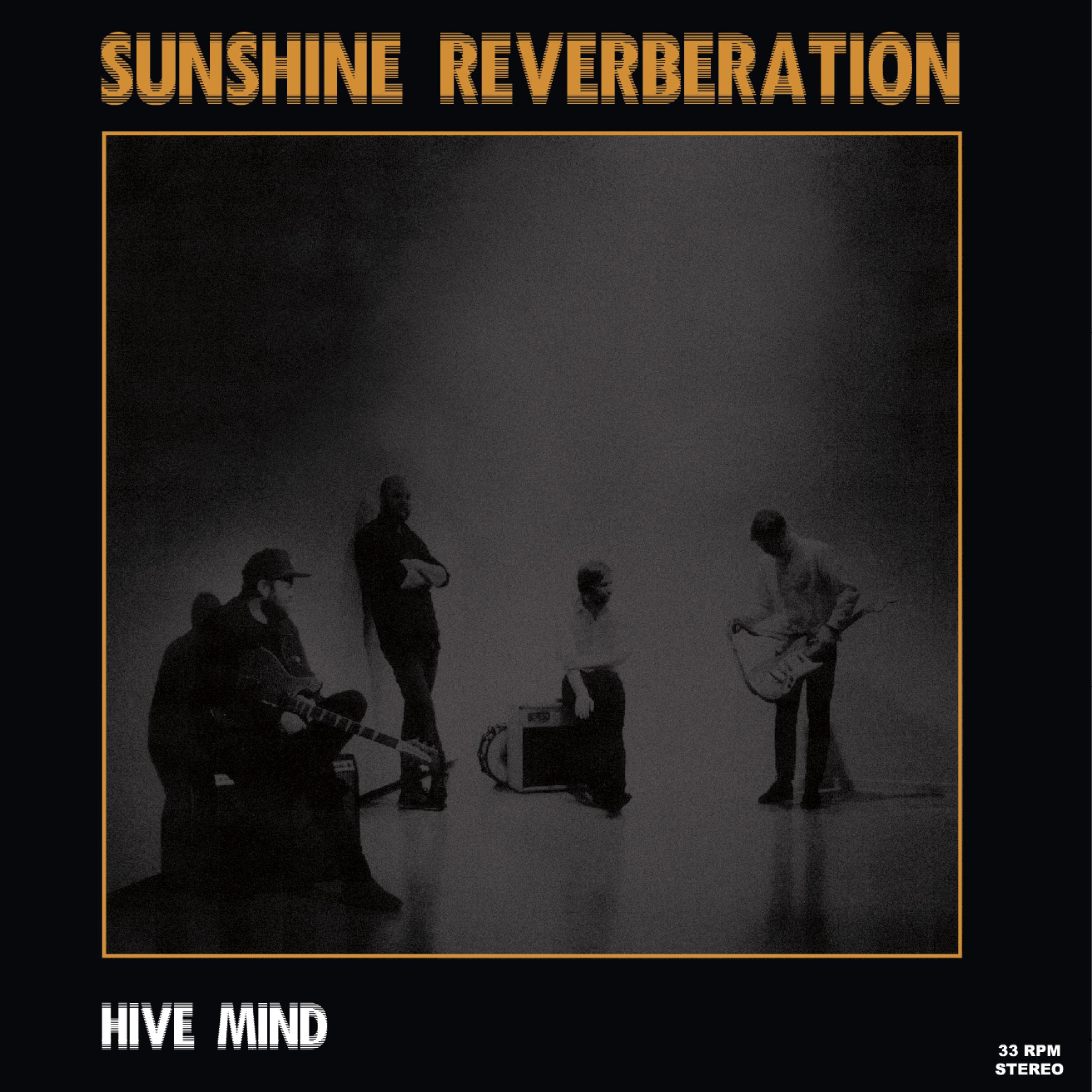 Sunshine Reverberation - Hive Mind [LP]