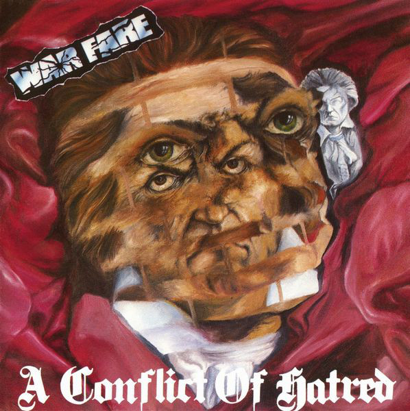 Warfare - A Conflict Of Hatred [LP]