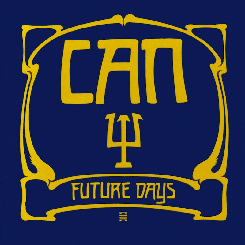 Can - Future Days [LP] (Gold Vinyl)