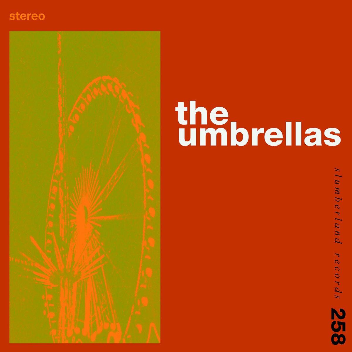 The Umbrellas - The Umbrellas [LP] (Clear Green Vinyl)