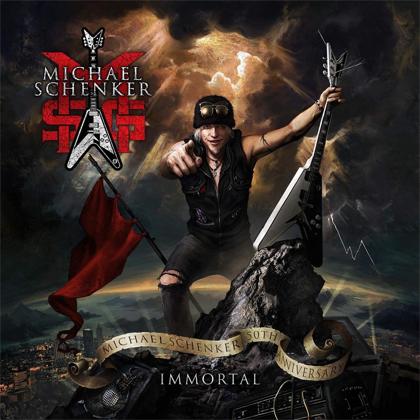 MSG (Michael Schenker Group) - Immortal [LTD LP]