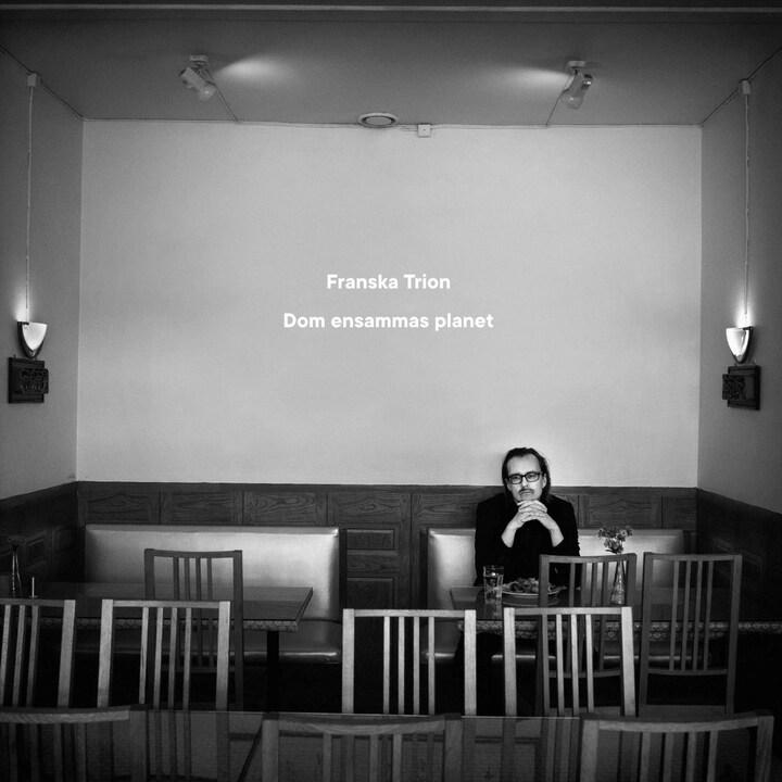 Franska Trion - Dom Ensammas Planet [LP]