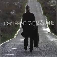 John Prine - Fair & Square LP [2xLP] (Green Vinyl)