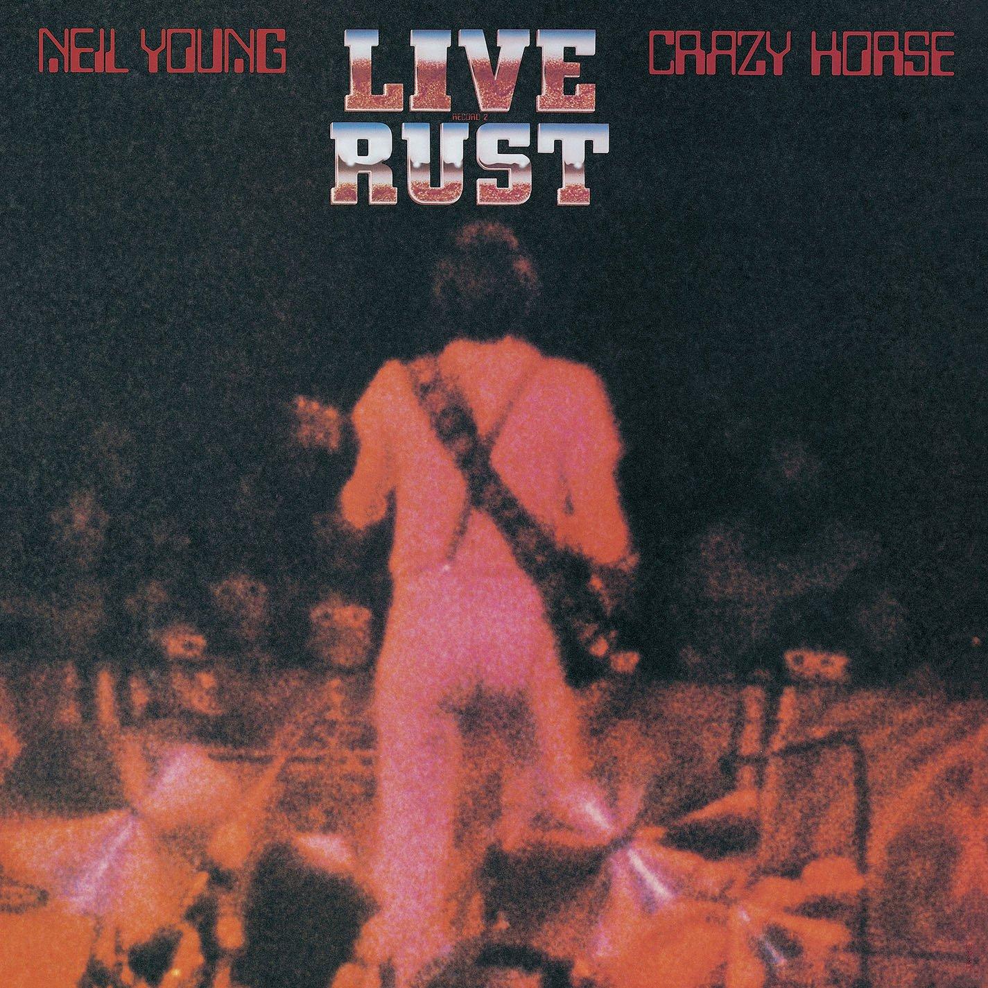 Neil Young & Crazy Horse - Live Rust [2xLP]