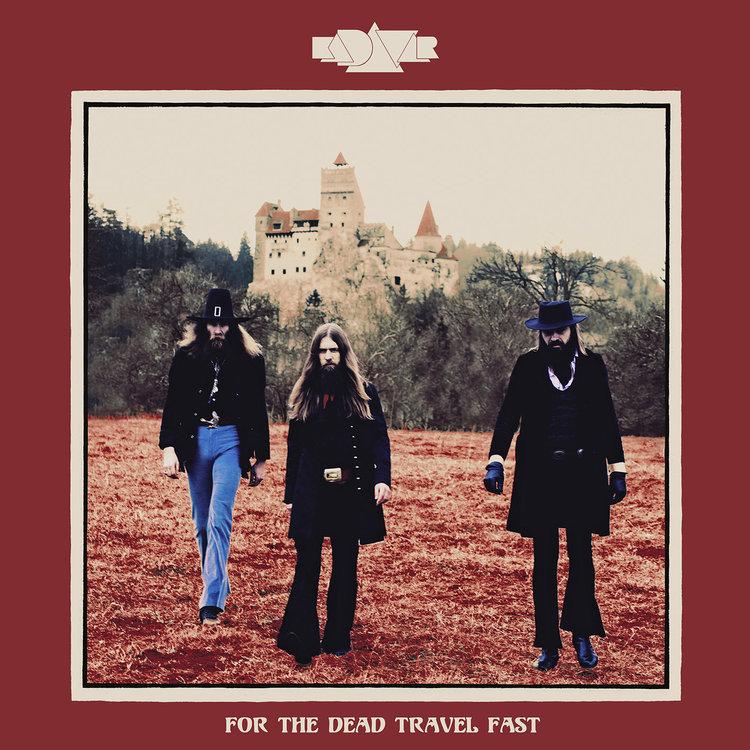 Kadavar – For the Dead Travel Fast [LP]