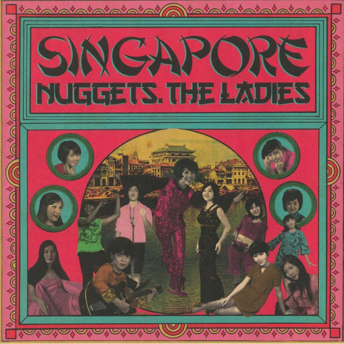 V/A - Singapore Nuggets - The Ladies [LP]