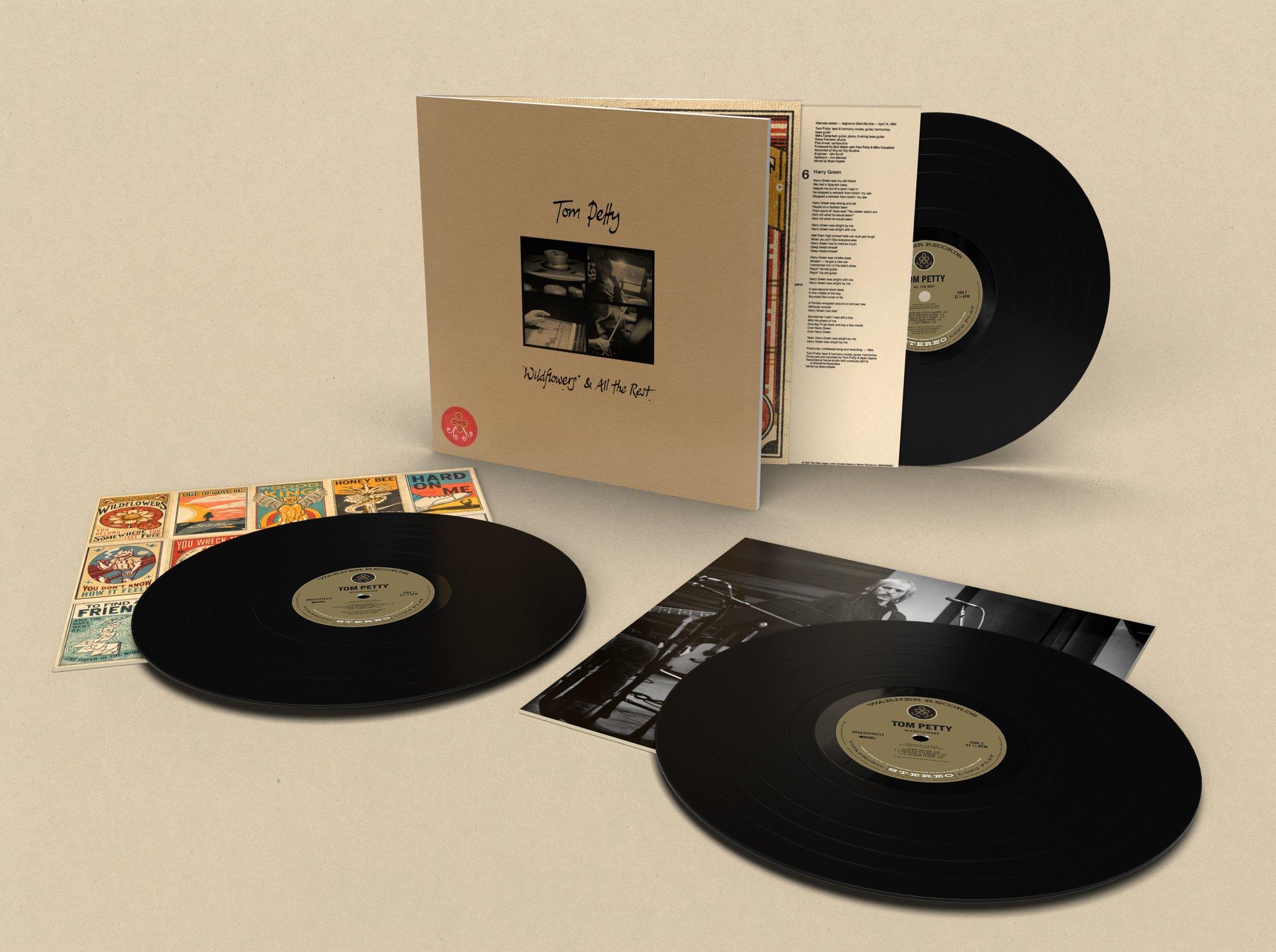 Tom Petty - Wildflowers & All The Rest [LTD 3xLP]